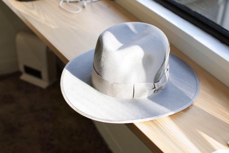 眼鏡と帽子のBESPOKE