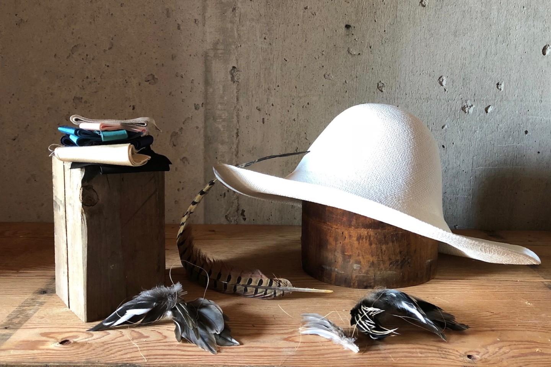 帽子のオーダー会