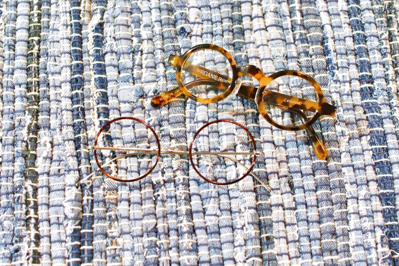 手仕事の眼鏡