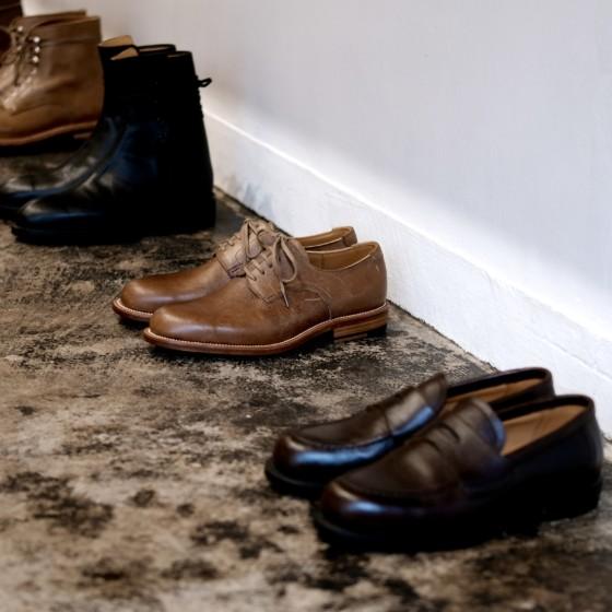 竜崇縫靴店 靴のオーダー会