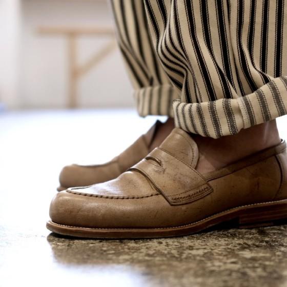 竜崇縫靴店 Shoes & Slipper 展