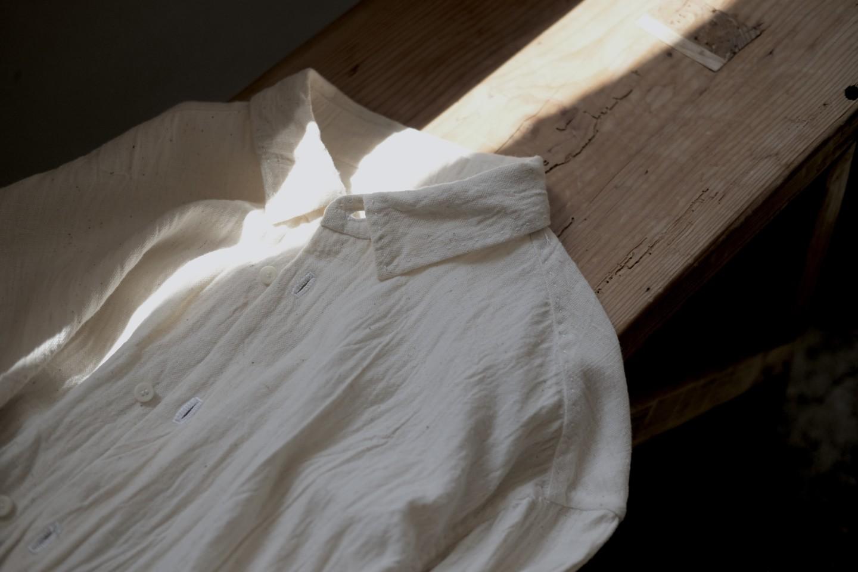 HARUKI ISOJIMA ハンドメイドシャツの販売会を行います。