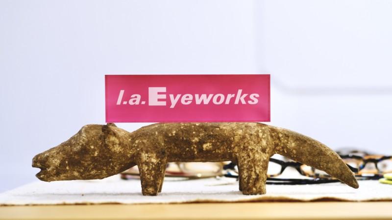 新ブランド「l.a. Eyeworks」