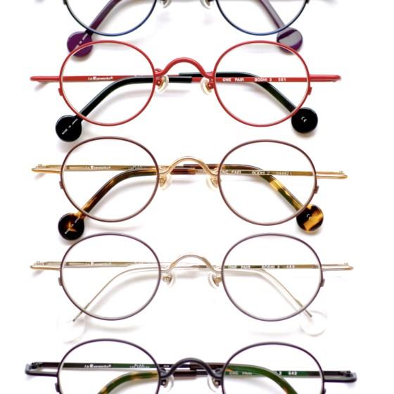 強度数の方へのおすすめ眼鏡 l.a. Eyeworks(エルエーアイワークス) BODHI2