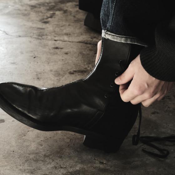 長く永く履ける靴 -竜崇縫靴店 オーダー会の開催-