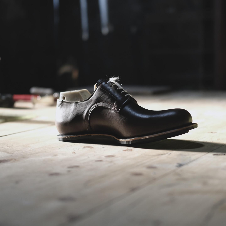 竜崇縫靴店 革靴のオーダー会